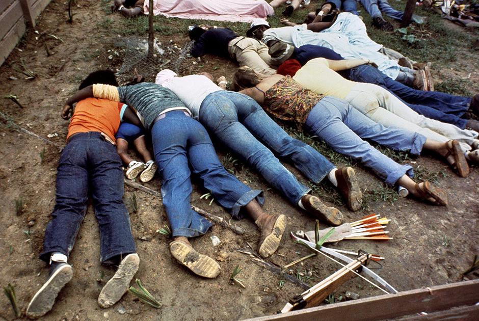 убийство в общине джонстаун
