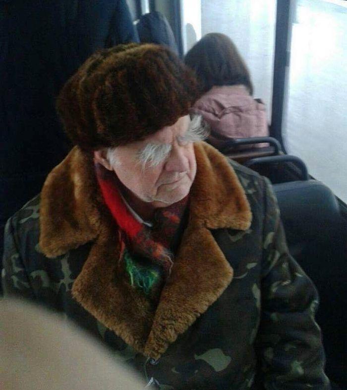 смешные фотографии автобус