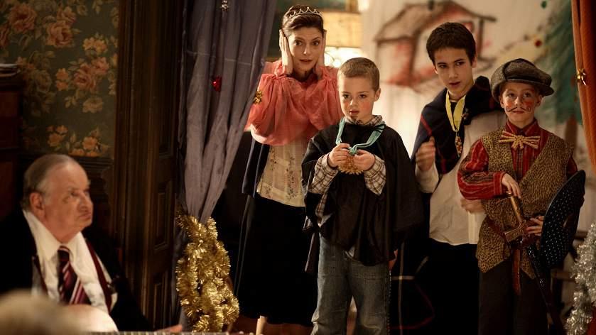 французские рождественские фильмы
