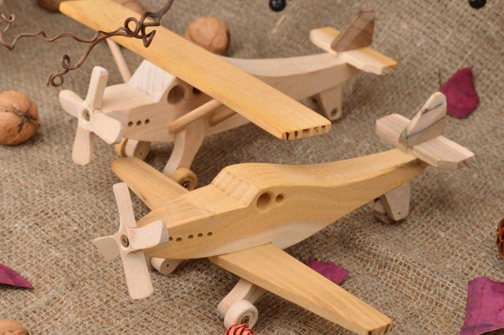 игрушки из дерева как бизнес