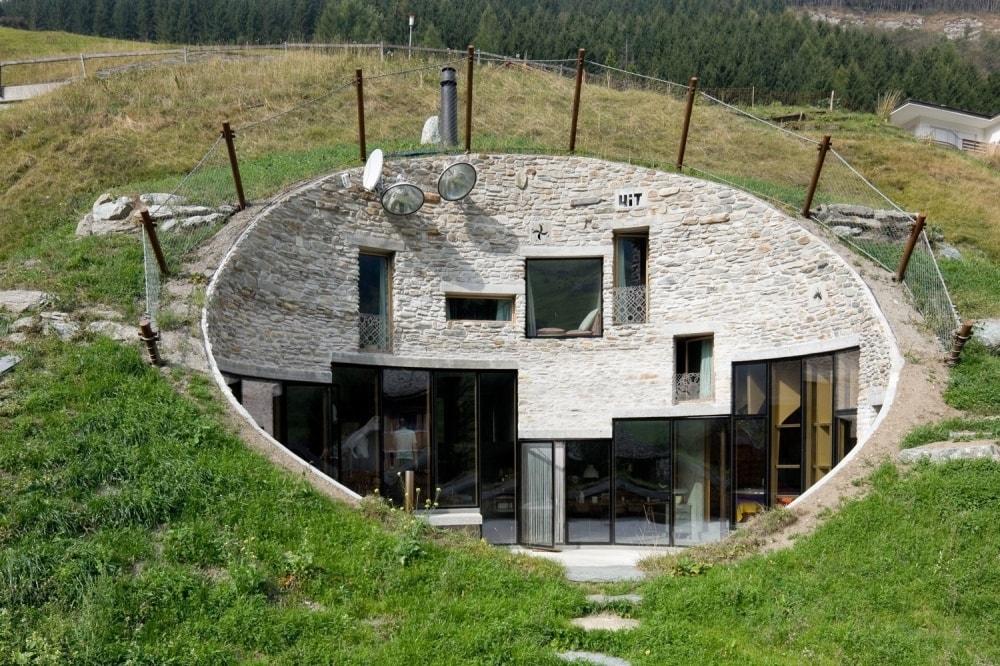 экологический дом