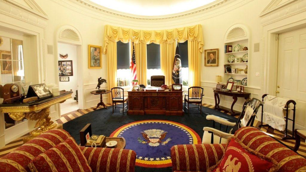 Секретная служба США- президент