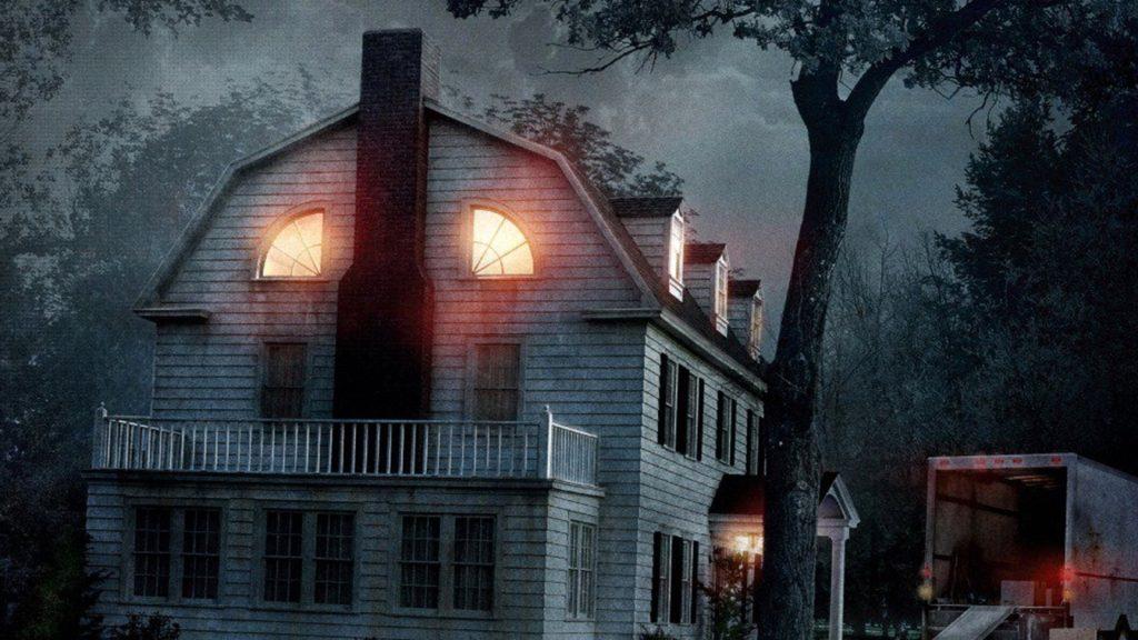 фильмы ужасов про дома с призраками