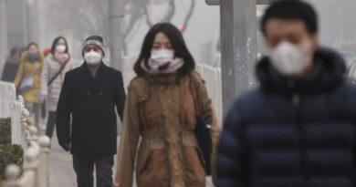 Короновирус в Китае набирает обороты
