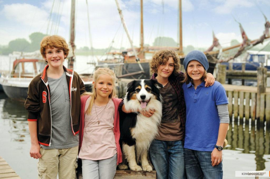 лучшие фильмы о собаках
